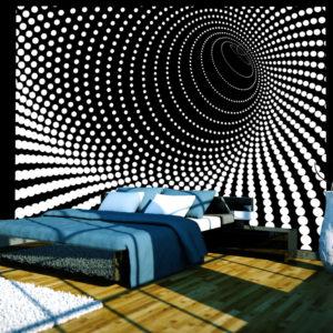 Papier Peint Panoramique Abstract background 3D