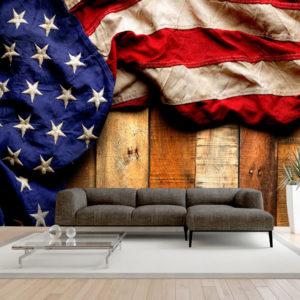 Papier Peint Panoramique American Style