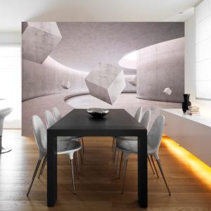 Papier Peint Panoramique Art of Symmetry