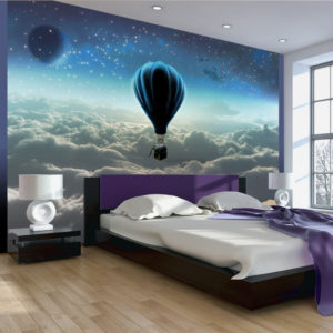Papier Peint Panoramique Aventure nocturne
