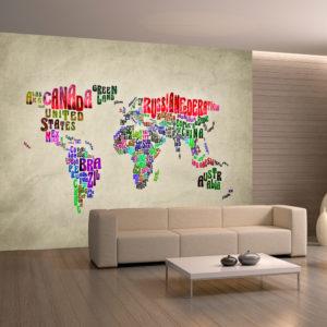 Papier Peint Panoramique Better World