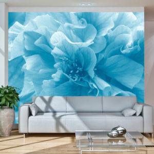 Papier Peint Panoramique Blue azalea
