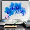 Papier Peint Panoramique Blue excitation
