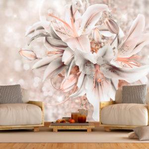 Papier Peint Panoramique Bouquet of Elegance