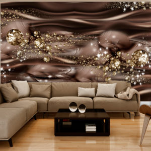 Papier Peint Panoramique Chocolate River