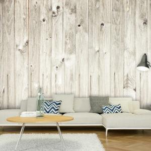 Papier Peint Panoramique Clôture en bois