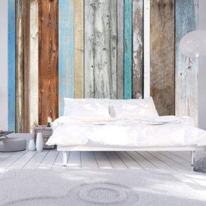 Papier Peint Panoramique Colors Arranged