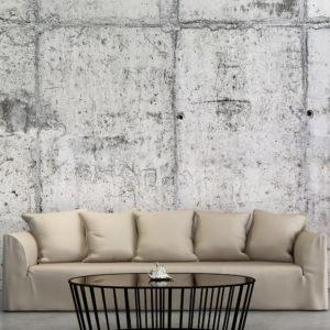 Papier Peint Panoramique Concrete Wall