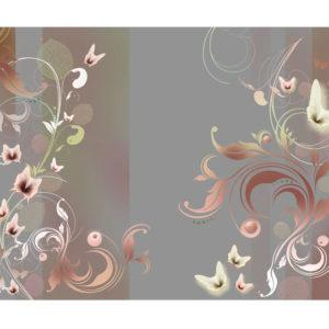 Papiers peints > Fonds et Dessins > Motifs floraux