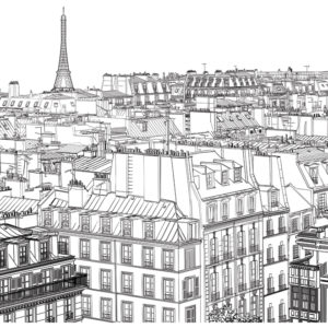 Papiers peints > Ville et Architecture > Paris