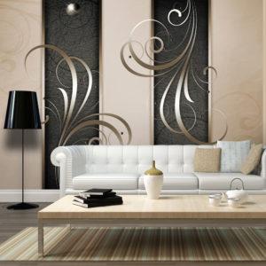 Papier Peint Panoramique Duo romantique