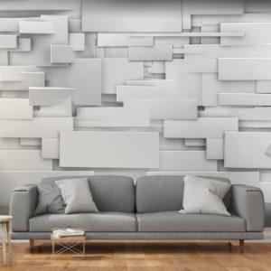 Papier Peint Panoramique Espace abstrait