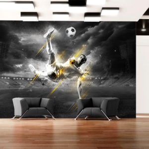 Papier peint adhésif - Football legend