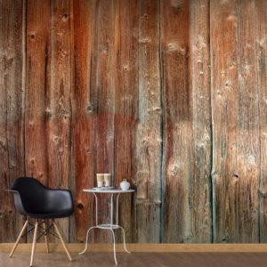 Papier Peint Panoramique Forest Cottage