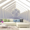 Papier Peint Panoramique Futuristic Gateway