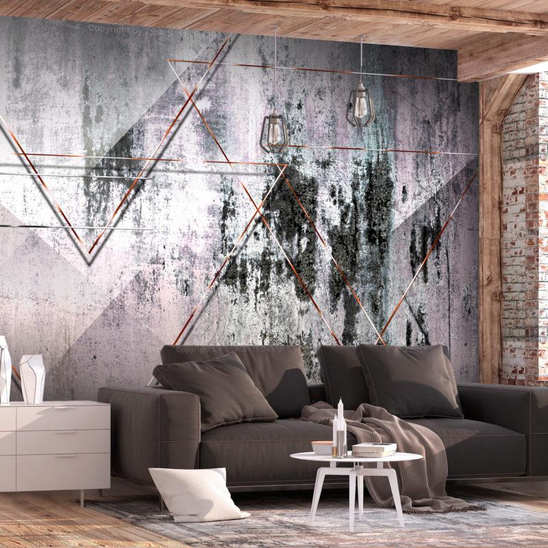 Tapisseries murales Géométriques