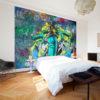 Papier Peint Panoramique Graffiti maker