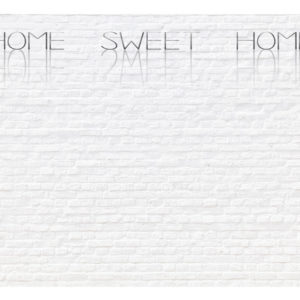 sweet home - wall