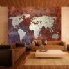 Papier Peint Panoramique Iron continents