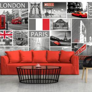 Papier Peint Panoramique London