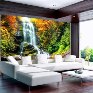 Papier Peint Panoramique Miracle de la nature