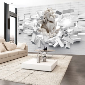 Papier Peint Panoramique Modern Cherub