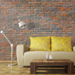 Papier Peint Panoramique Mur en briques