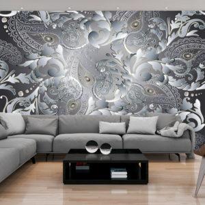 Papier Peint Panoramique Oriental Pattern