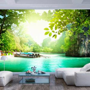 Papier Peint Panoramique Paradis
