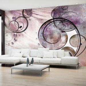 Papier Peint Panoramique Pink Rhapsody