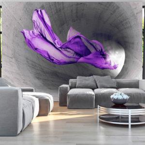Papier Peint Panoramique Purple Apparition