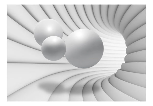Tapisserie murales 3D et Perspective > 3D