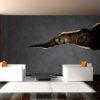 Papier Peint Panoramique Regard du chat
