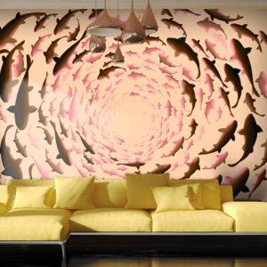 Papier Peint Panoramique Shoal...