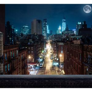 Tapisserie murales Ville et Architecture > New York