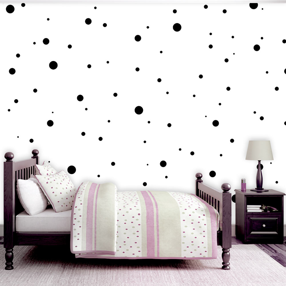 Papier Peint Panoramique Stylish Dots