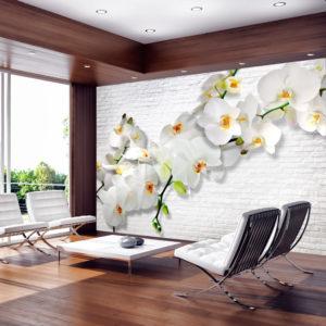 Papier Peint Panoramique The Urban Orchid
