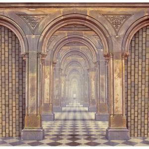 Tapisserie murales Ville et Architecture > Architecture
