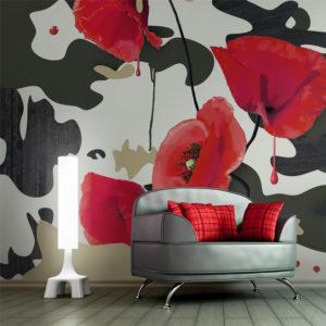 Papier Peint Panoramique The flowers of war