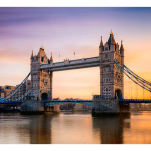 Tapisserie murales Ville et Architecture > Londres