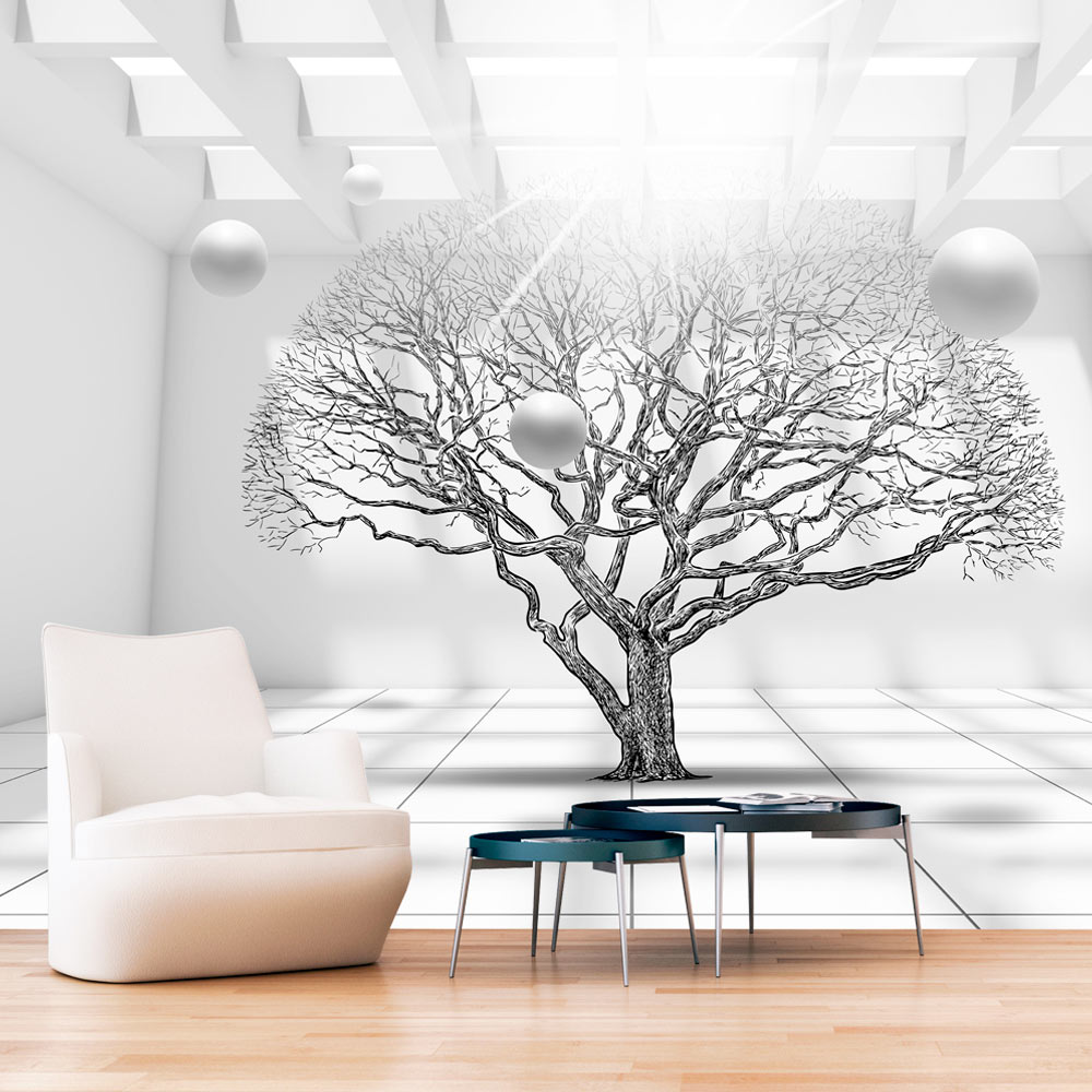 Papier Peint Panoramique Tree of Future
