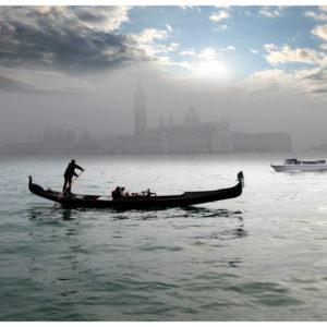 Tapisserie murales Ville et Architecture > Venise