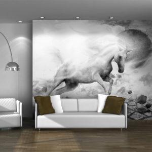 Papier Peint Panoramique Unicorn