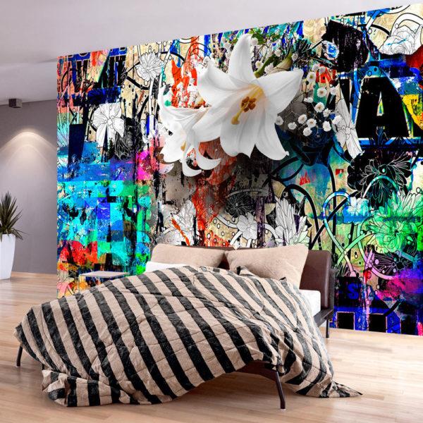 Papier Peint Panoramique Urban Lily