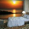 Papier Peint Panoramique Vue sur le Lac Tana