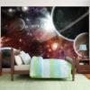 Papier Peint Panoramique Walk in Space