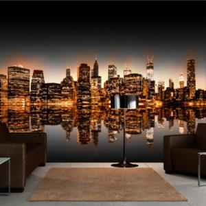 Papier Peint Panoramique Wealth of NYC