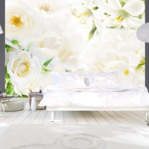 Papier Peint Panoramique White sigh