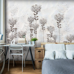 Papier Peint Panoramique Winter Garden