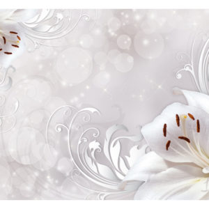 Tapisserie murales Fleurs > Lilies